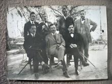 Το Συμβούλιο της Ενώσεως Συντακτών κατά το έτος 1924